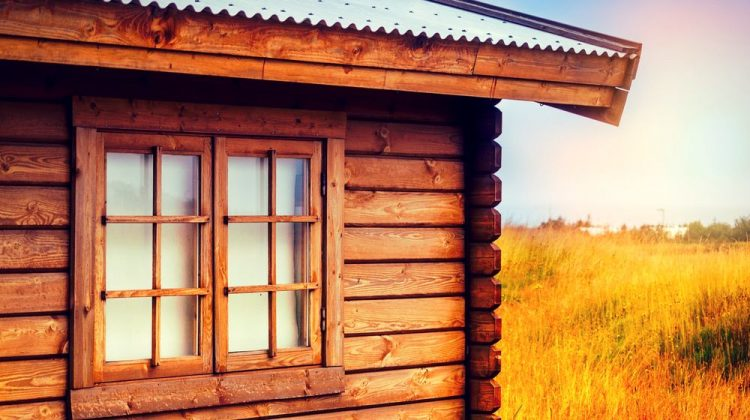 wooden house - wooden house